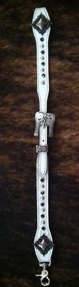 Bling whither strap.